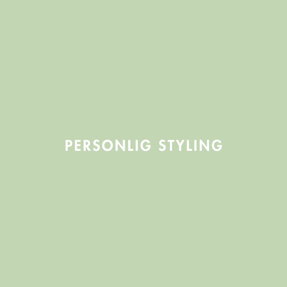 Personlig-styling